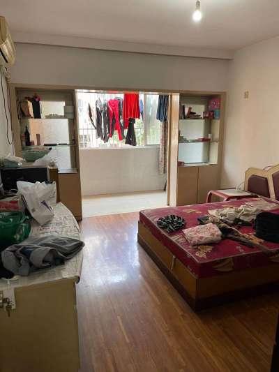 出售永安二村 90平110万户型方正 带自库 车库上一楼