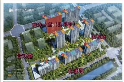 钱塘江南岸,奥体东