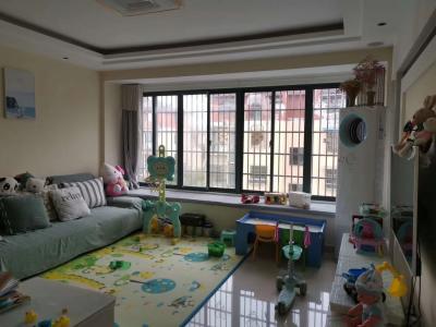 江景郦城4加5花园洋房 户型大气 带阳光房 有车库另售
