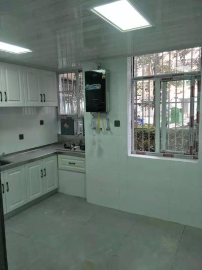 雨南村 全新硬装1楼带南院子 30平方 2室朝南