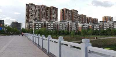 金桥雅苑、新空房、光照好、邻慈湖河