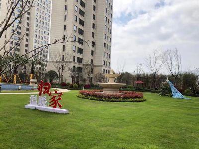 时代锦悦园 131平 户型方正 采光极佳 临近南虹中心公园 诚心出售